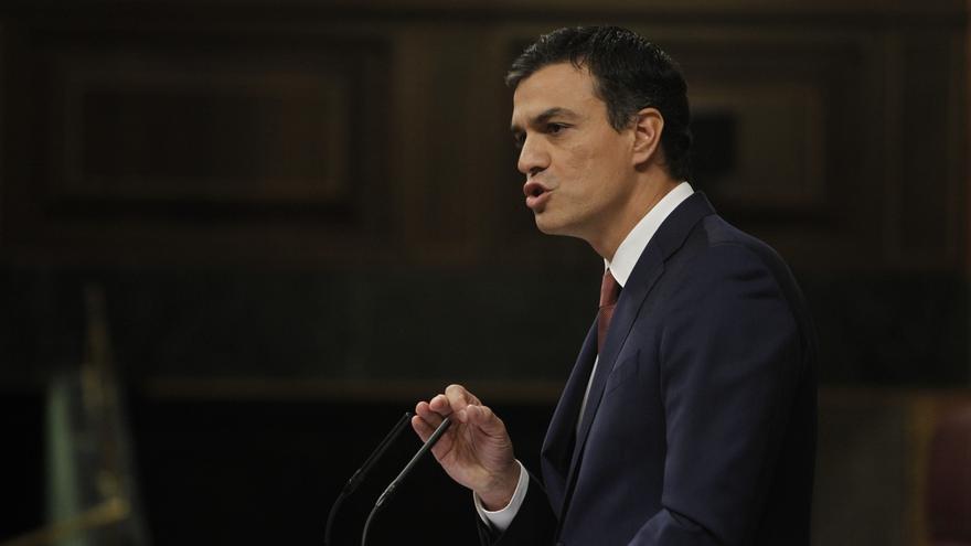"""Sánchez aplaude las palabras de Obama y subraya a los catalanes que la secesión no les dará la """"libertad"""""""