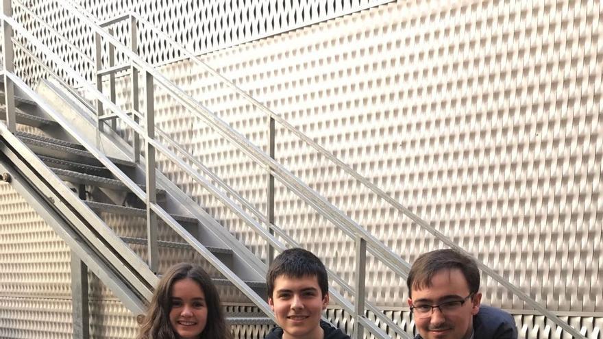 Ander Vesperinas, alumno del colegio El Huerto, medalla de bronce en la XXVIII Olimpiada Española de Física