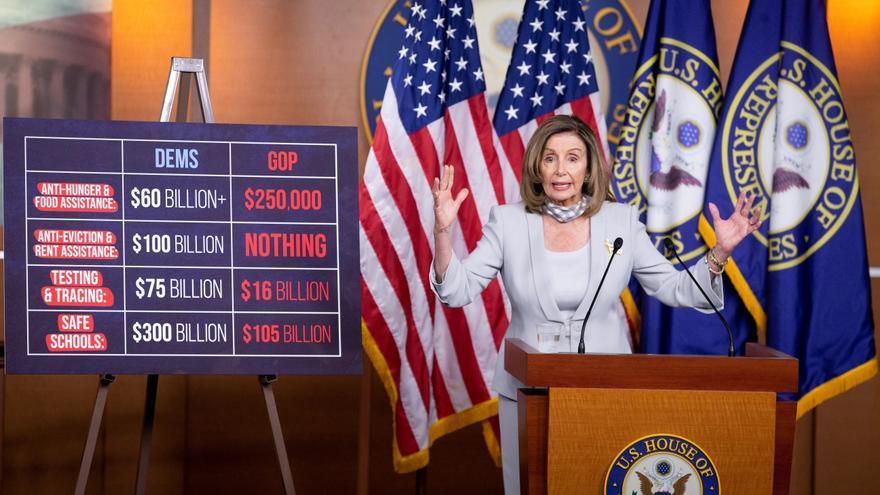 El Congreso de EE.UU. se va de vacaciones sin acuerdo sobre el alivio fiscal
