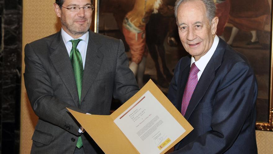 Juan Miguel Villar Mir, Premio Nacional de Ingeniería Civil