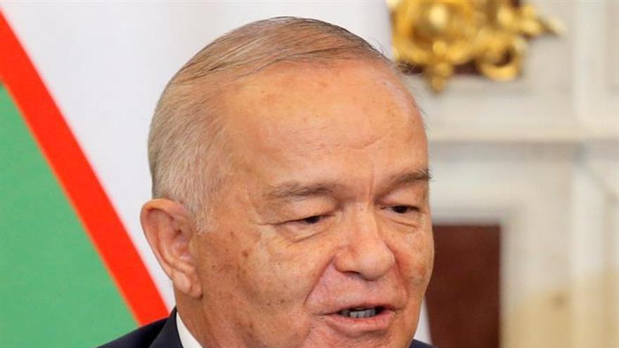 Miles de uzbekos despiden al presidente Karímov en Taskenk