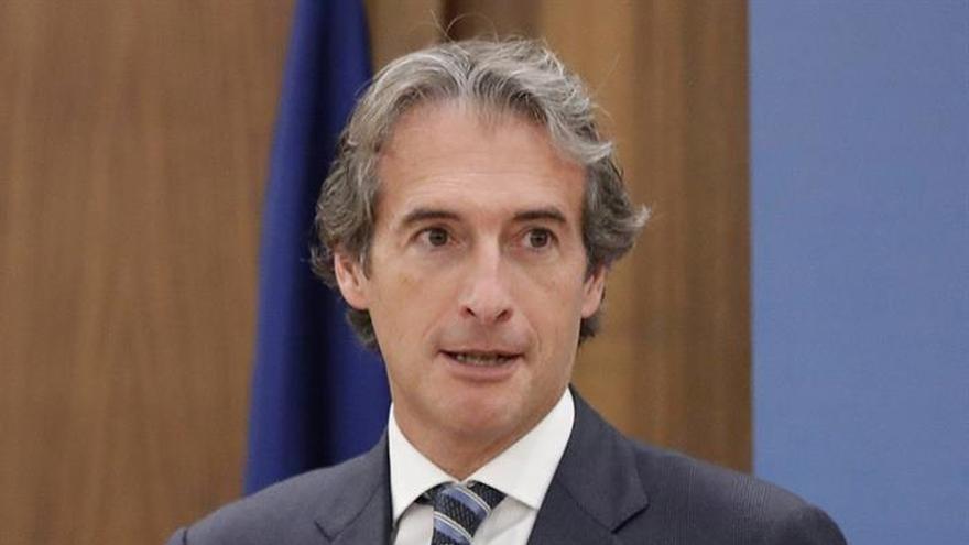 """De la Serna dice que en Fomento hay """"una buena lista de cuestiones urgentes"""""""