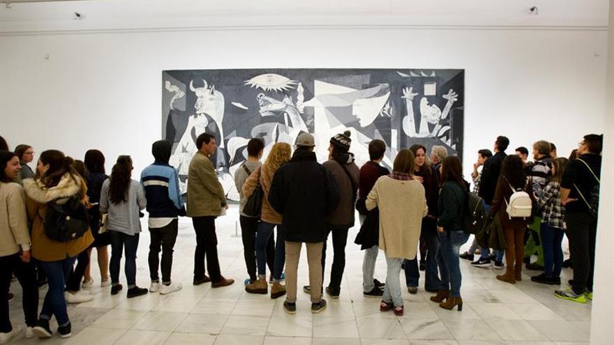 El Museo Reina Sofía prolonga el horario de la exposición sobre el Guernica