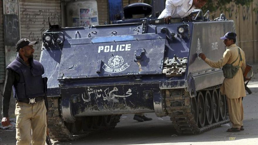 Mueren 16 insurgentes y dos soldados en un combate en el noroeste de Pakistán