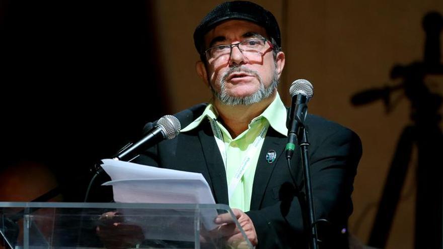 """""""Timochenko"""" le pide perdón al papa Francisco por las víctimas de las FARC"""