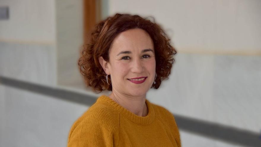 Ana Naranjo, miembro de IU y diputada por Córdoba de Adelante Andalucía en el Parlamento regional.