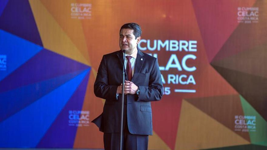 Presidente de Honduras expondrá mañana en Dinamarca sobre plan de desarrollo