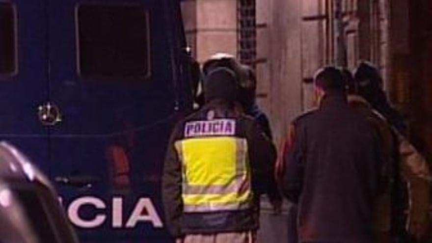 Nuevas detenciones. (EUROPA PRESS)