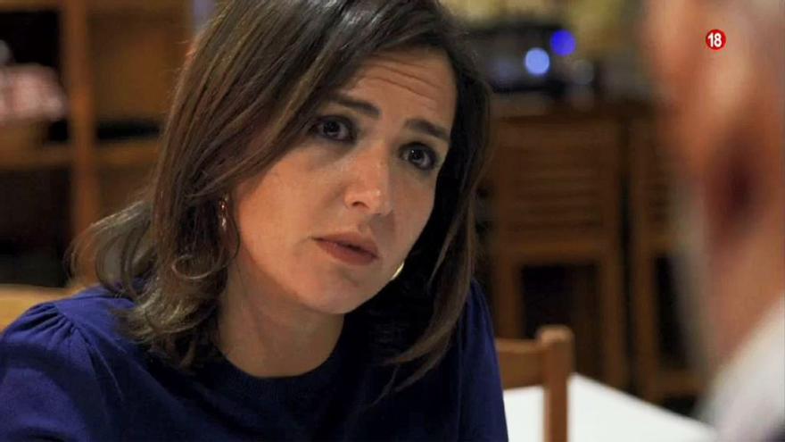 Alejandra Andrade vuelve con 'Fuera de cobertura', los miércoles contra Chicote