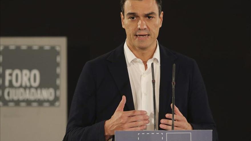 """Sánchez decepciona al PP y la mayoría de la oposición le ve """"inconsistente"""""""
