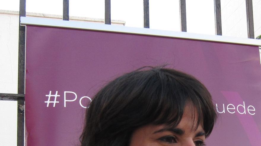"""Rodríguez (Podemos) espera """"referentes"""" en Andalucía de municipios """"valientes"""" y con """"códigos de buenas prácticas"""""""