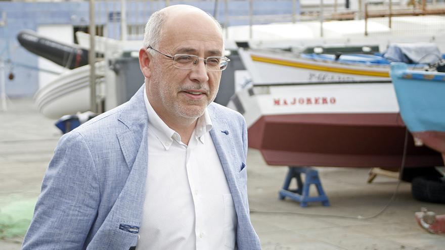 Antonio Morales (ALEJANDRO RAMOS)