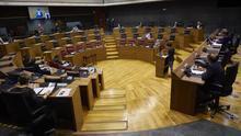 Navarra Televisión emitirá en directo todos los plenos del Parlamento foral y al menos una de las comisiones del día
