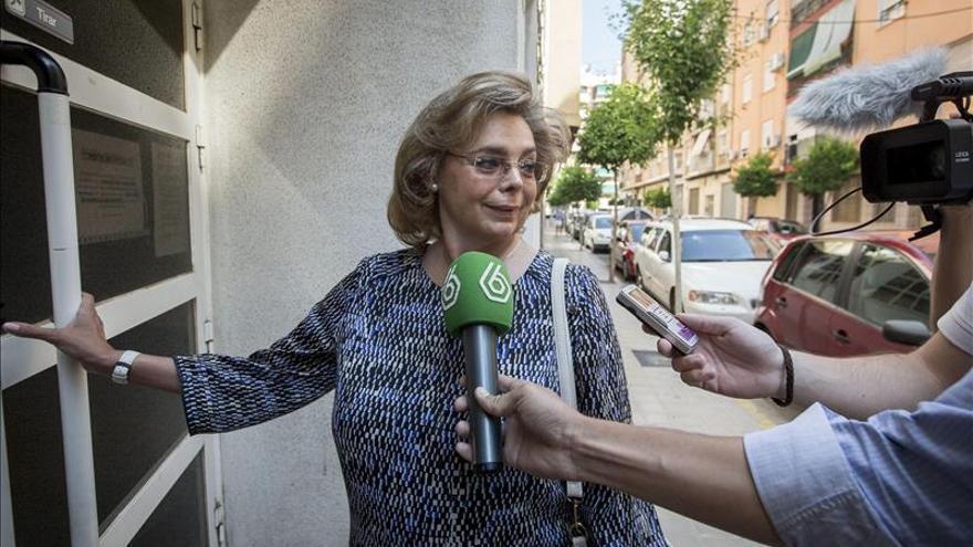 María José Alcón admite haber recibido dos billetes de 500 euros para financiar al PP