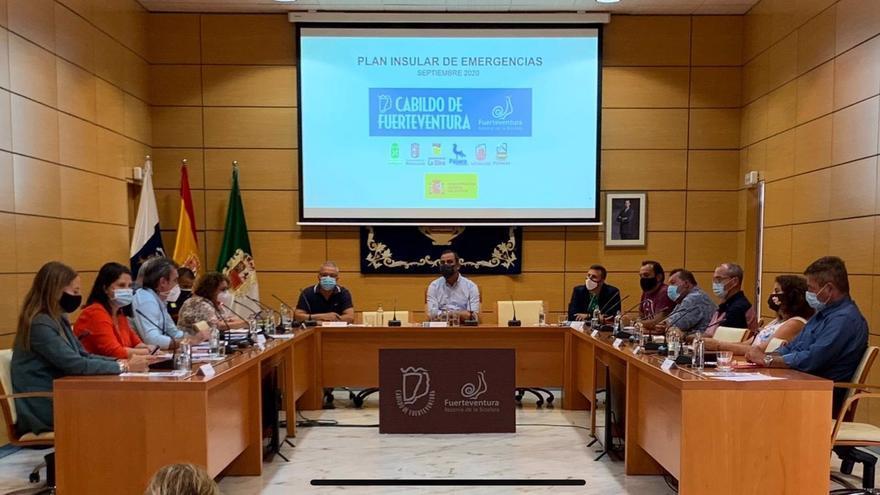 Fuerteventura prorroga el estado de emergencia en la isla hasta el 30 de septiembre