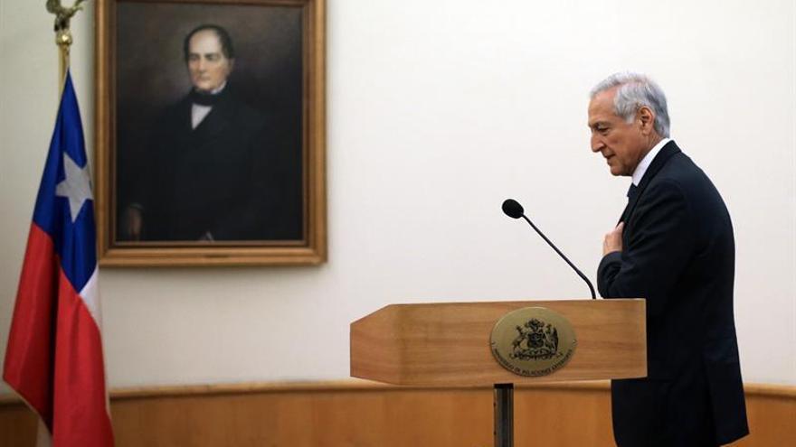 Una cuarta magistrada venezolana ingresa a la Embajada chilena como huésped