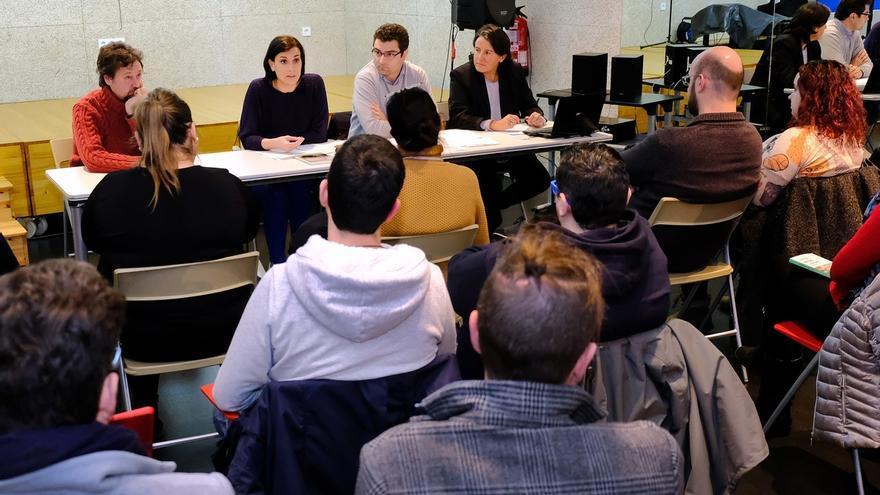 """Igual apela a la participación en el III Plan de Juventud para lograr un documento """"ambicioso y compartido"""""""