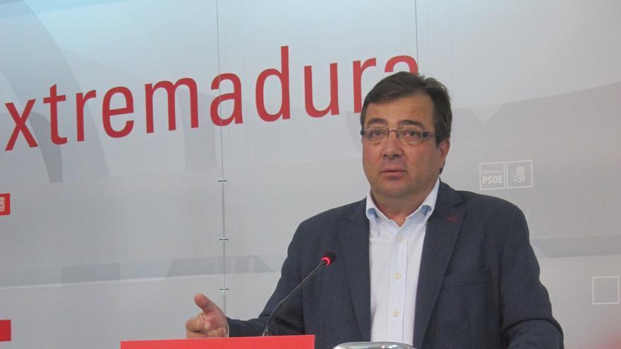 Vara cree que quien gane las primarias debe tener el liderazgo interno del PSOE