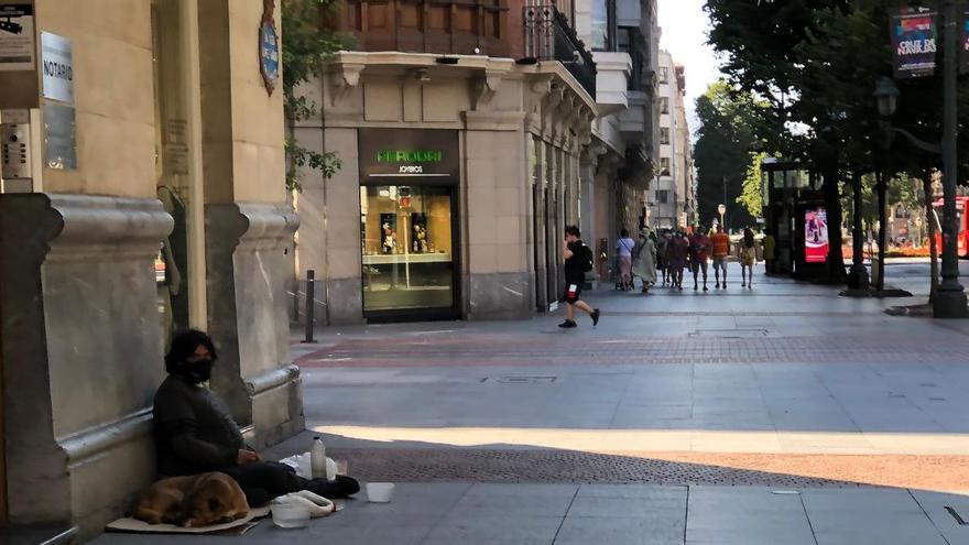 Los albergues para personas sin hogar en Bilbao están al completo a raíz de la ola de frío y de la pandemia