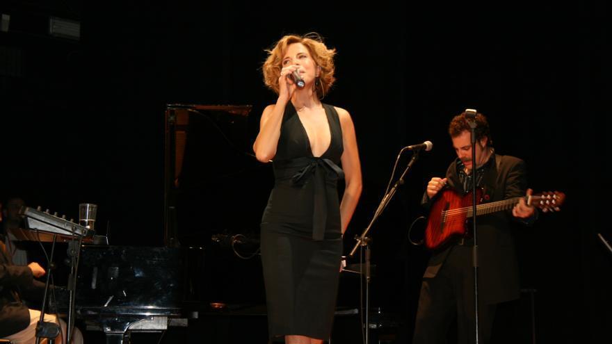 Sole Giménez regresa al Teatro Circo de Marte.