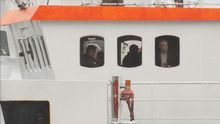 Rusia acusa formalmente de piratería a los activistas de Greenpeace