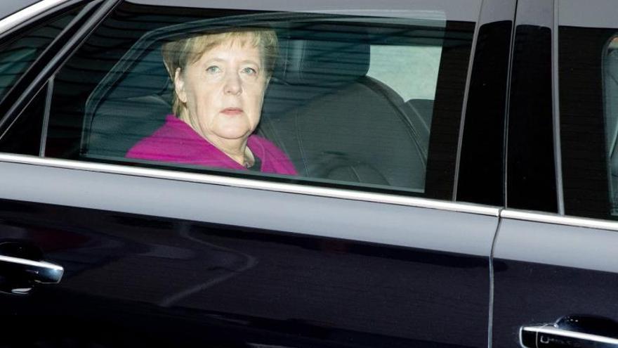 Merkel no se presentará a la reelección como presidenta de la CDU, según varios medios alemanes