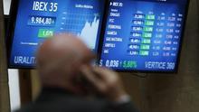 La bolsa española abre con un tímido rebote y el IBEX sube el 0,06 por ciento