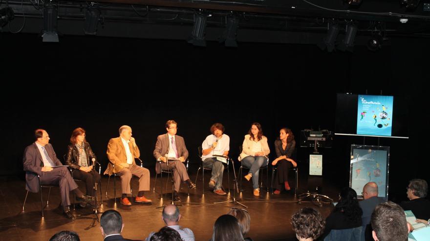 Presentación del festival en el Teatro Circo de Murcia