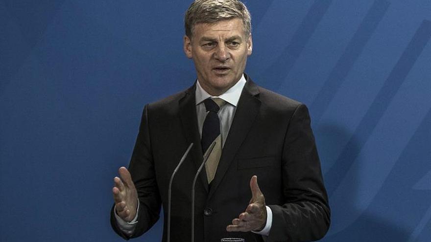 El primer ministro neozelandés anuncia cambios en su gobierno