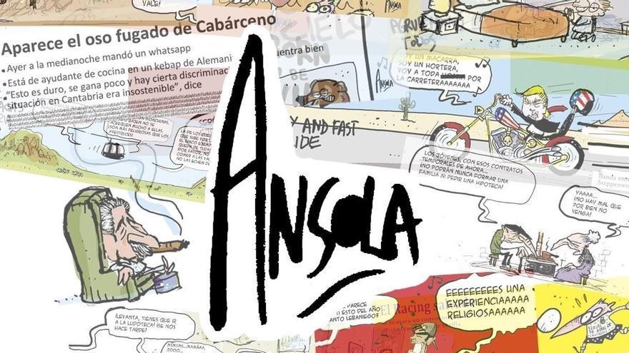 Trabajos de Íñigo Ansola.