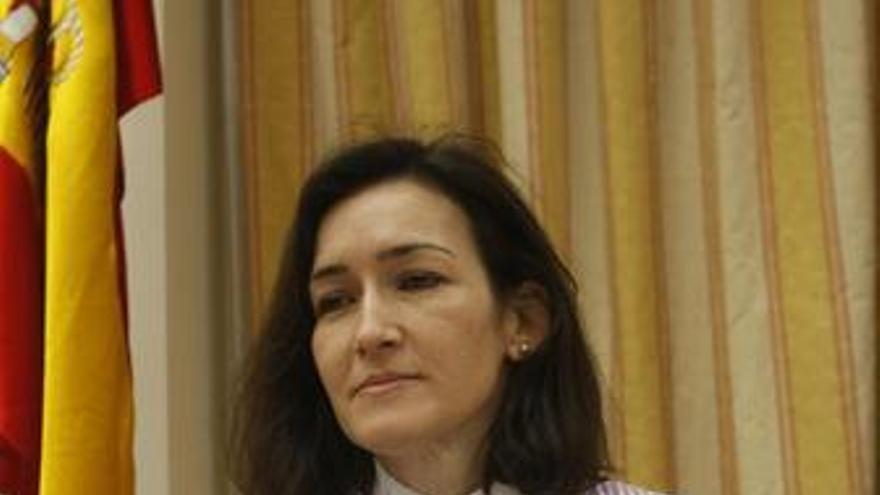 Ministra De Cultura, Ángeles González Sinde