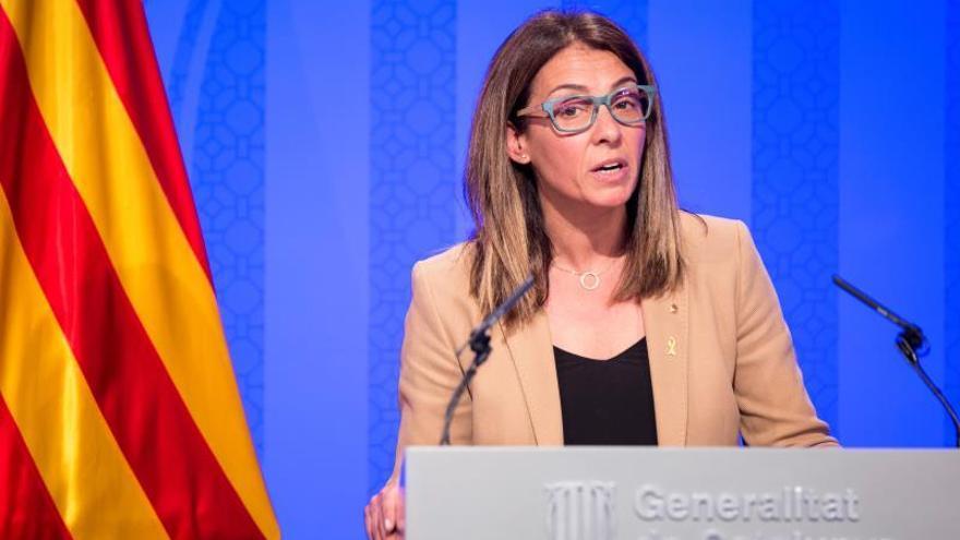 """El Govern se hace un lío al explicar que el independentismo """"gana en Barcelona"""" con 15 de 41 concejales"""