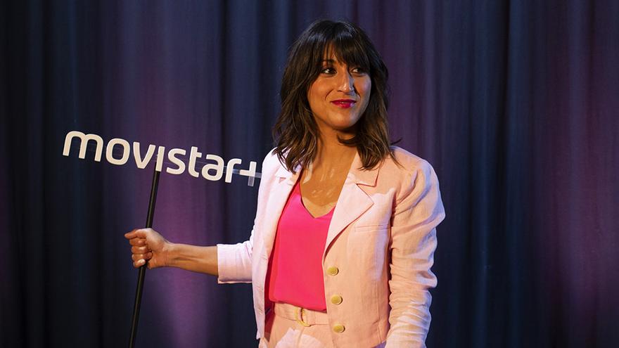 Susi Caramelo, en la presentación de 'Orgullo Caramelo'