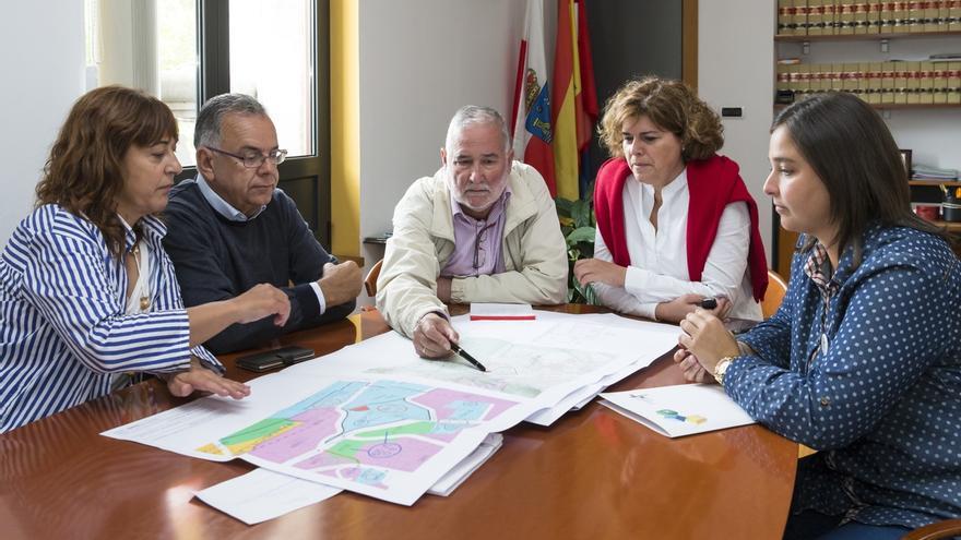 El polideportivo del colegio Marqués de Valdecilla de Solares comenzará a construirse a finales de año