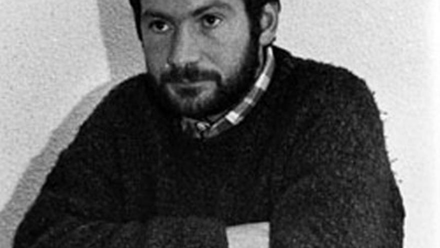 El escritor y exmiembro de ETA Joseba Sarrionaindia