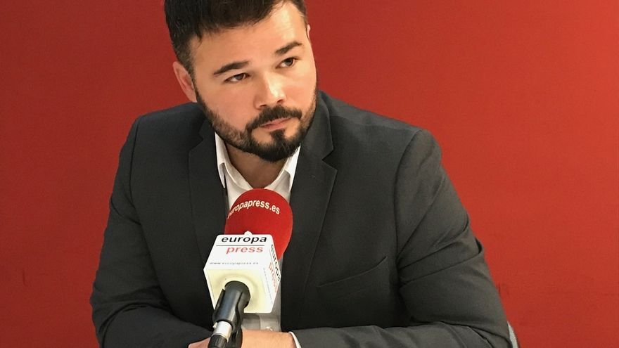 ERC apela al votante de los 'comuns' al asumir que la cúpula rechazará un referéndum unilateral