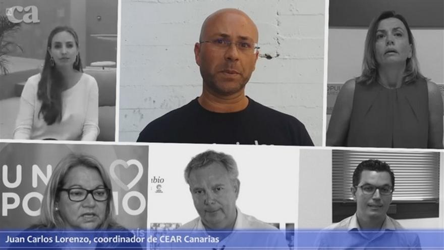 CEAR pregunta a los candidatos canarios al Congreso
