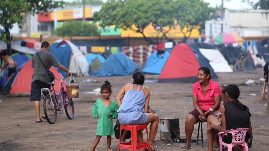 Acnur y el Banco Mundial instan a Brasil a ampliar la inclusión de venezolanos
