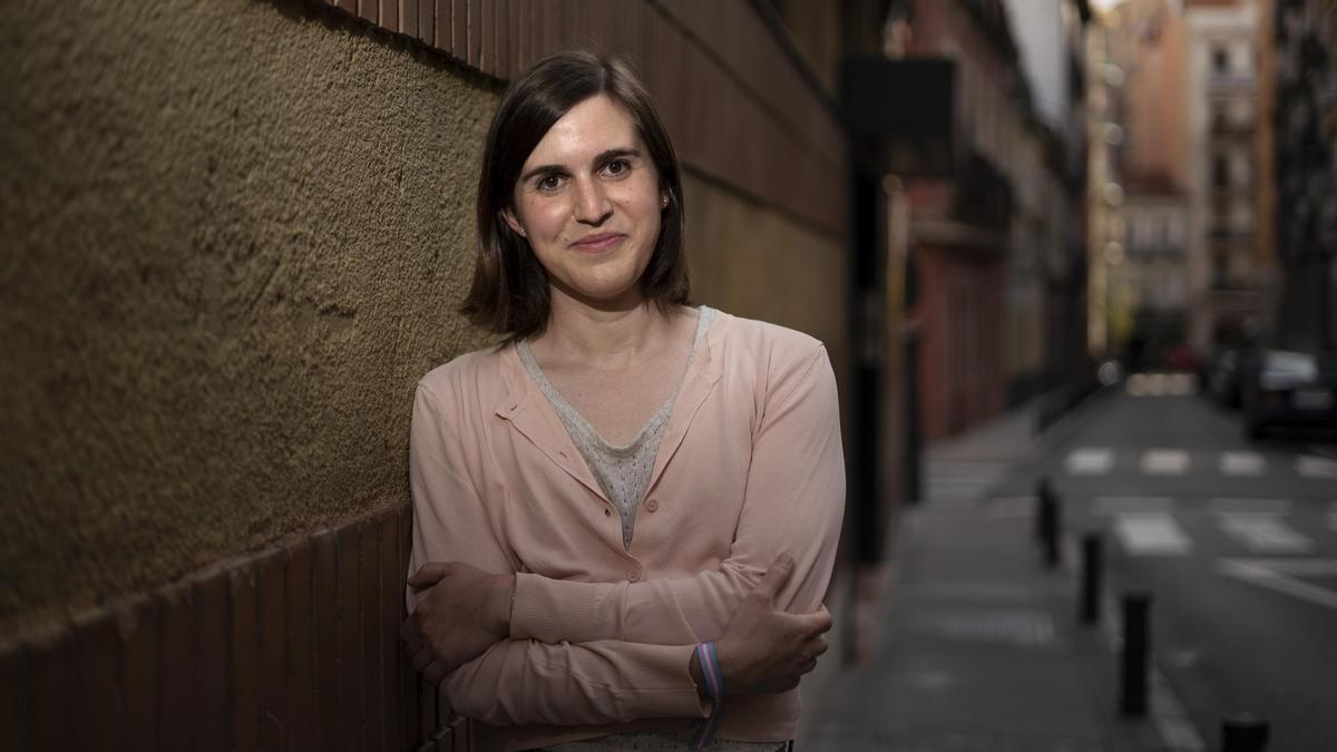 Jimena González,  número 28 de la lista de Más Madrid a las elecciones autonómicas