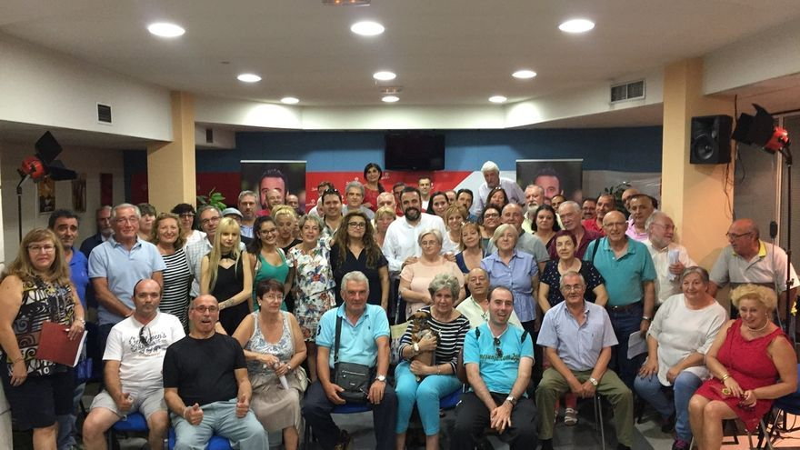 """Blanco a García-Page: """"Las decisiones sobre integraciones las debe tomar la militancia con libertad"""""""