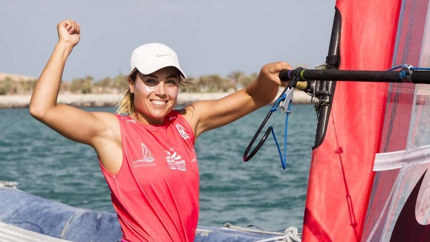Windsurf: Blanca Manchón, en el TOP-10