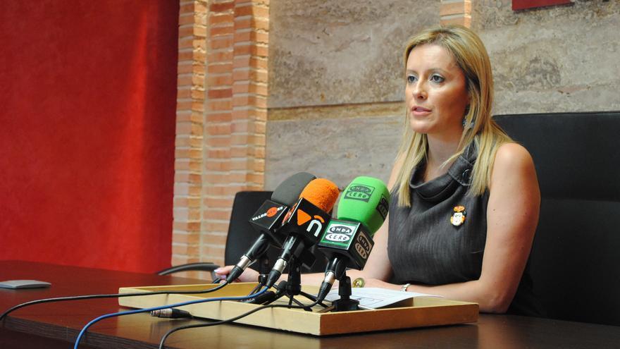 Vanessa Irla, primera teniente de alcalde de Valdepeñas