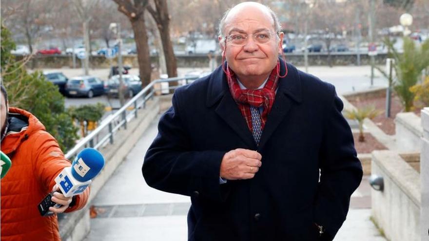 La Audiencia de Madrid condena a 10 meses de cárcel a Diáz Ferrán