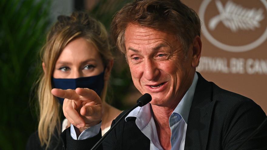 Sean y Dylan Penn, más padre e hija que director y actriz en Cannes