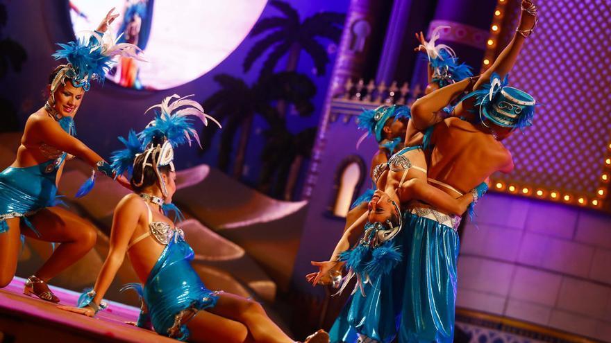 Concurso de comparsas infantiles del Carnaval de Las Palmas de Gran Canaria. FOTO: web de lpacarnaval.