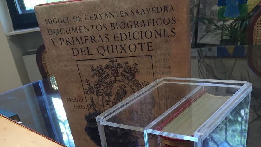Un facsimil del Quijote, de la editorial Millennium Liber, obtiene el premio José Lázaro Galdiano