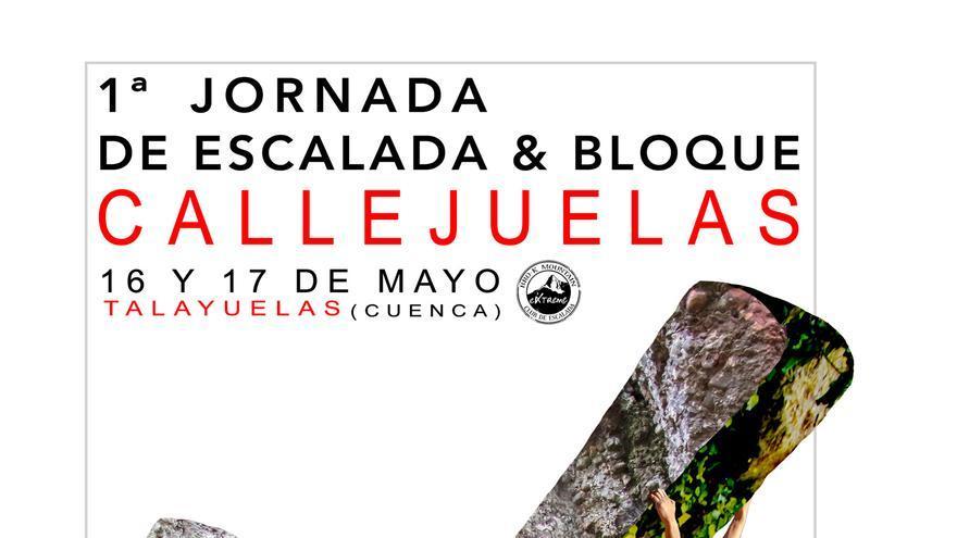 I Jornada de Escalada y Bloque en Las Callejuelas