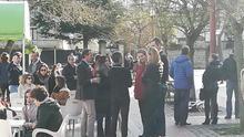 El presidente del PP vasco, el exministro Alonso, de 'potes' con las infantas y Urdangarin en Vitoria
