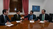 El acuerdo PP-Vox en Andalucía: del centro de salud al CIE