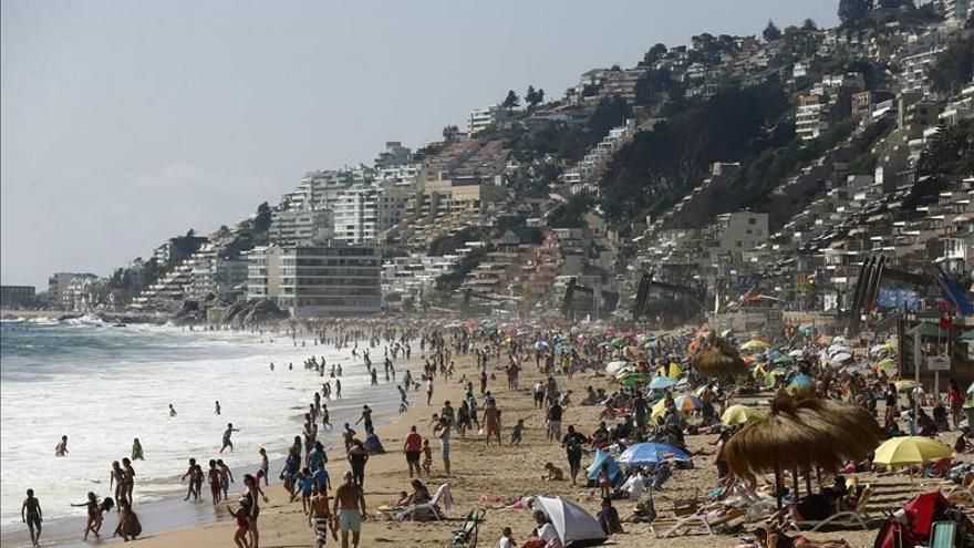 Viña del Mar de Chile, la ciudad jardín de la que todos se enamoran